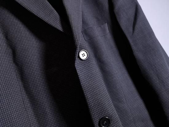 Balmain Pierre Balmain Paris France Elegant Black Blazer Suit Tailored Wool 44M Size 44R - 1