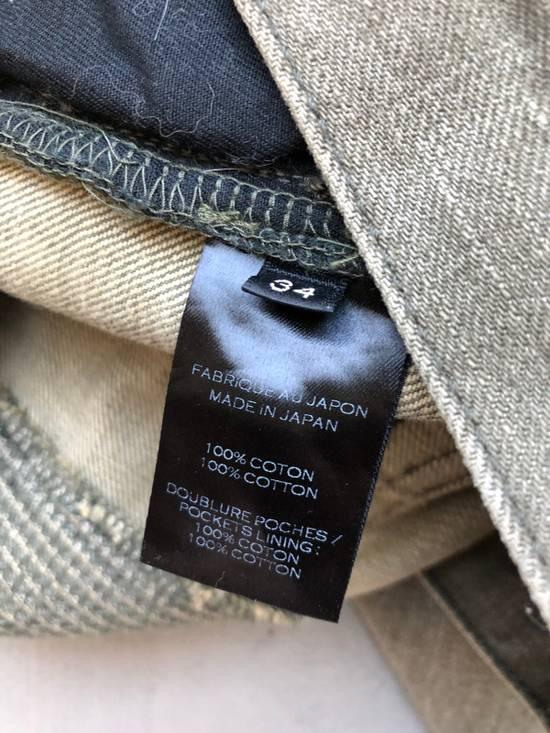 Balmain Khaki Olive Denim Size US 34 / EU 50 - 2