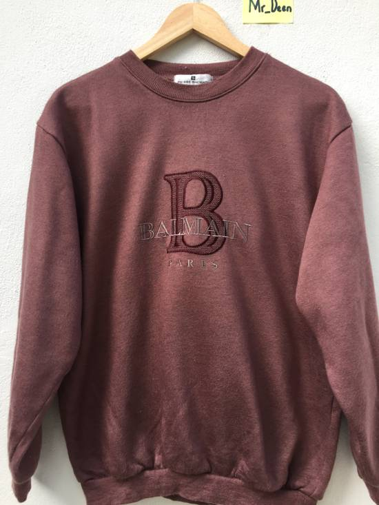 Balmain Vintage Pierre Balmain Paris Big Logo Embroidered Size US M / EU 48-50 / 2 - 3