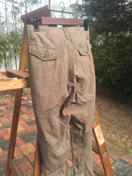 Julius Neurbanvolker Zip Leg Cargos BNWT Size US 30 / EU 46 - 6