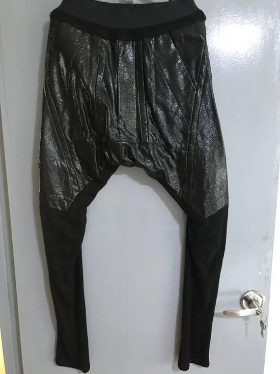 Julius AW14 low crotch shiny pants Size US 32 / EU 48