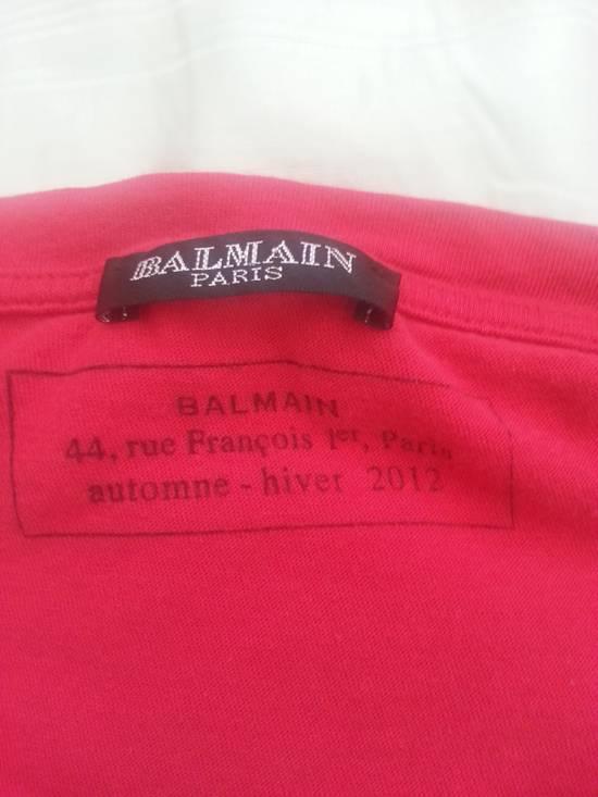Balmain Balmain Graphic T shirt Eagle Size US XL / EU 56 / 4 - 1