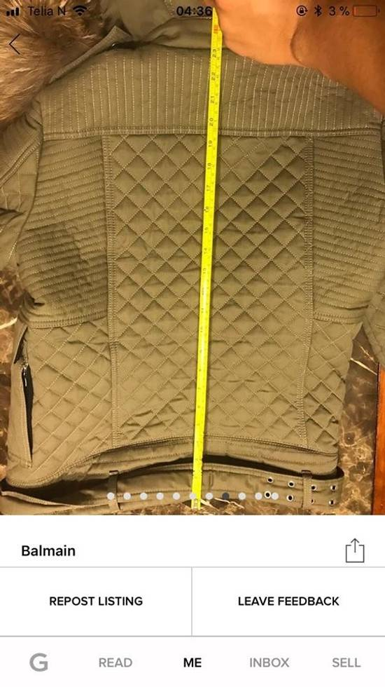 Balmain Balmain Fur Jacket Size US M / EU 48-50 / 2 - 9