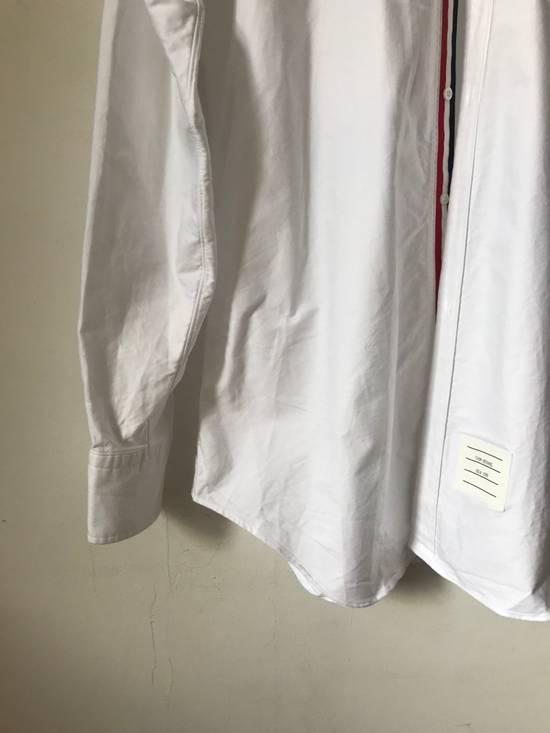 Thom Browne dense cotton shirt size 5 Size US XXL / EU 58 / 5 - 5