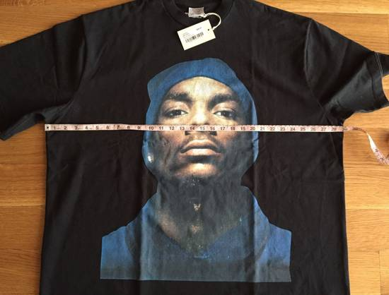 Vetements Snoop Dogg Oversized Tee T-Shirt Size US L / EU 52-54 / 3 - 5