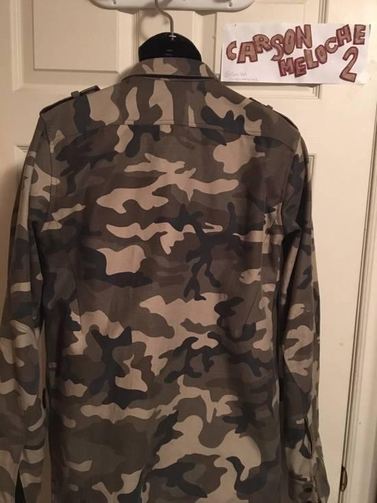 Balmain Balmain Camo Jacket (Size 39) Size US L / EU 52-54 / 3 - 4