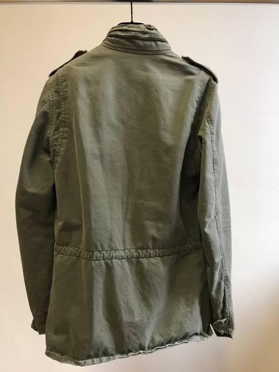 Balmain Decarnin Destroyed Saharian Jacket Size US M / EU 48-50 / 2 - 5