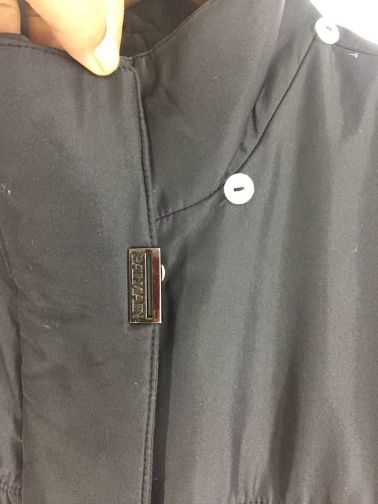 Balmain Final Drop! Balmain Paris Black Parka Jacket Size US L / EU 52-54 / 3 - 4