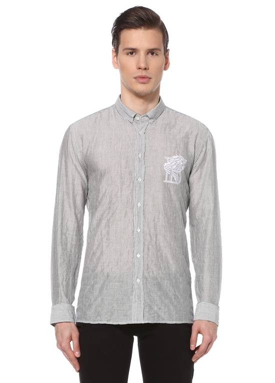 Balmain Badge Shirt Size US L / EU 52-54 / 3
