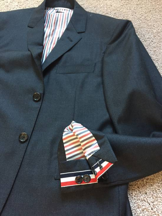 Thom Browne Thom Browne SS17 Classic Gray Suit-Jacket - TB 2 Size US M / EU 48-50 / 2 - 4