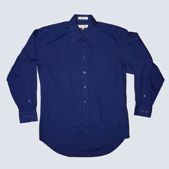 Balmain Vintage Balmain Dress Shirt Size US M / EU 48-50 / 2