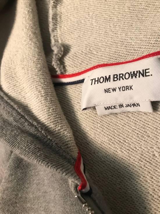 Thom Browne Grey Hoodie Size US S / EU 44-46 / 1 - 1