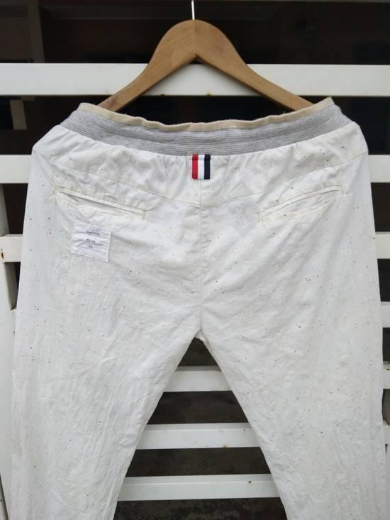 Thom Browne FINAL DROP!! RARE!! Thom Browne Unisex Polka Dot Sweatpants US 32 / EU 48 Size US 32 / EU 48 - 5