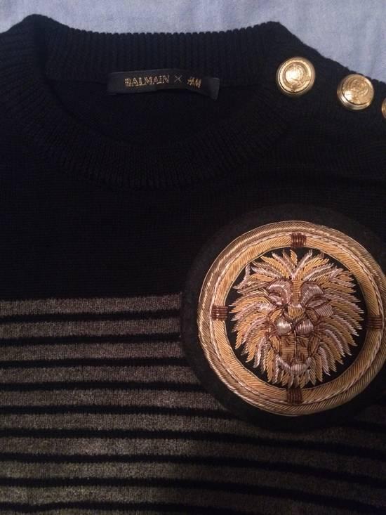 Balmain Lion Sweater Size US XS / EU 42 / 0 - 2