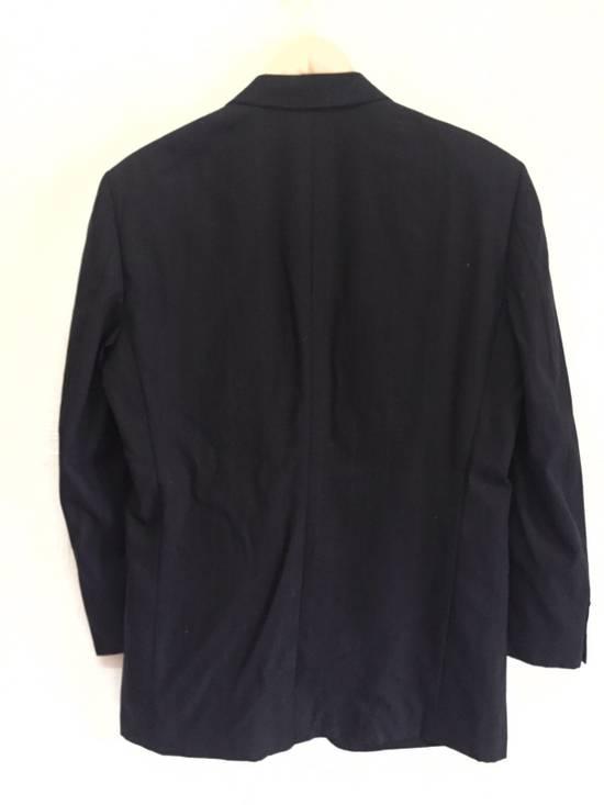 Givenchy Vintage Givenchy Monsieur Black Blazer Size 40L - 1