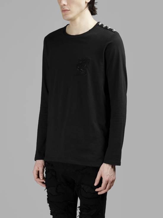 Balmain Balmain Long Sleeve Size US M / EU 48-50 / 2 - 3