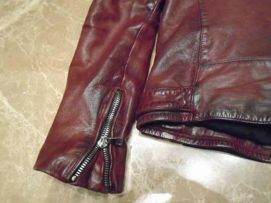 Balmain Biker leather jacket Size US M / EU 48-50 / 2 - 5