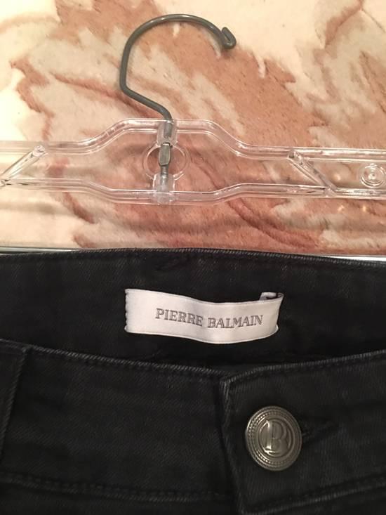 Balmain Balmain Skinny-Fit Biker Jeans Size US 34 / EU 50 - 3