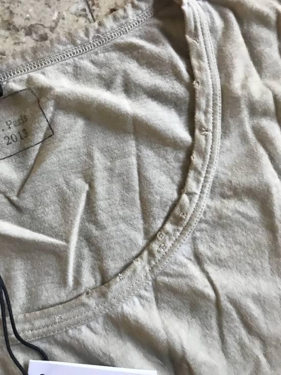 Balmain Distressed Khaki LS Tes Size US XL / EU 56 / 4 - 8
