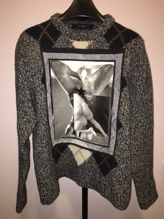 Givenchy FW13 Givenchy Naked Print Sweater Size US S / EU 44-46 / 1
