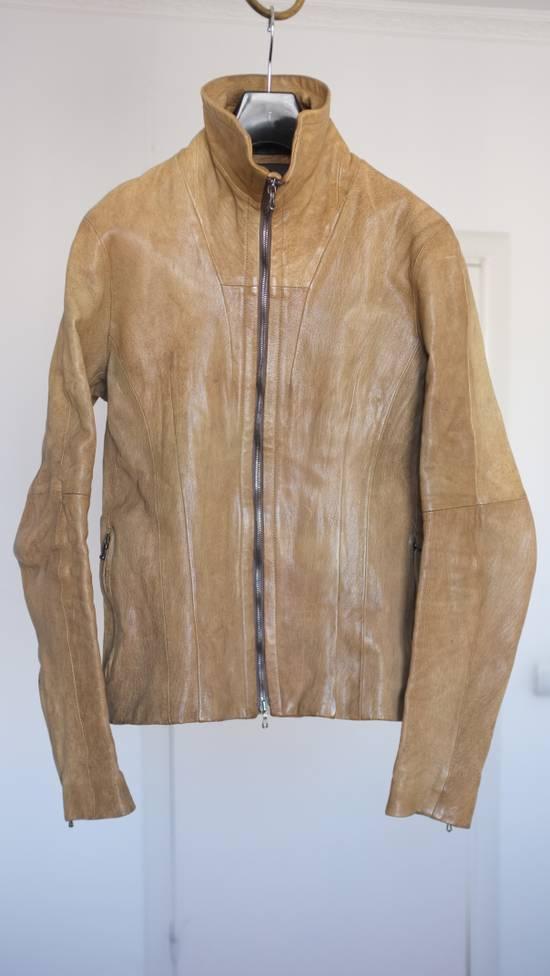 Julius Jutneck leather jacket Size US M / EU 48-50 / 2 - 1