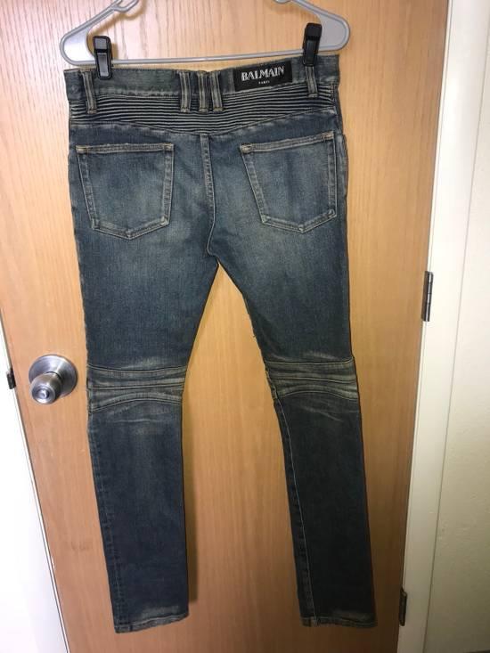 Balmain Balmain Biker Jeans Size US 28 / EU 44 - 1