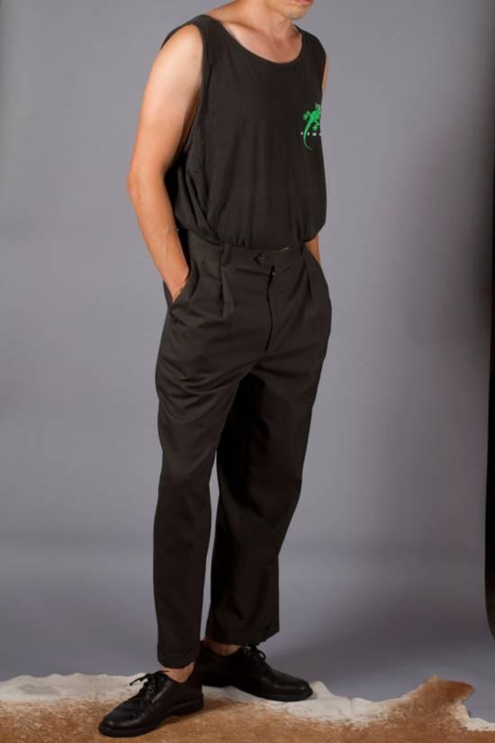 Balmain Pierre Balmain Wool Trouser Wide Leg Size US 32 / EU 48