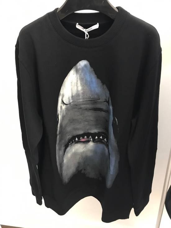 Givenchy Shark Print Sweatshirt Size US L / EU 52-54 / 3