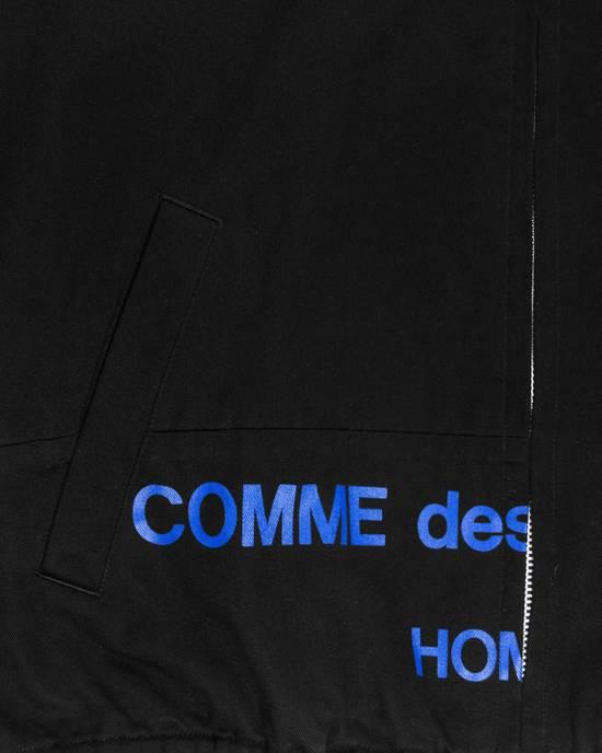 Comme des Garcons AW01 Split Logo Hooded Work Jacket Size US M / EU 48-50 / 2 - 2