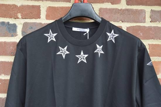 Givenchy Tattoo Stars Print T-shirt Size US L / EU 52-54 / 3 - 3