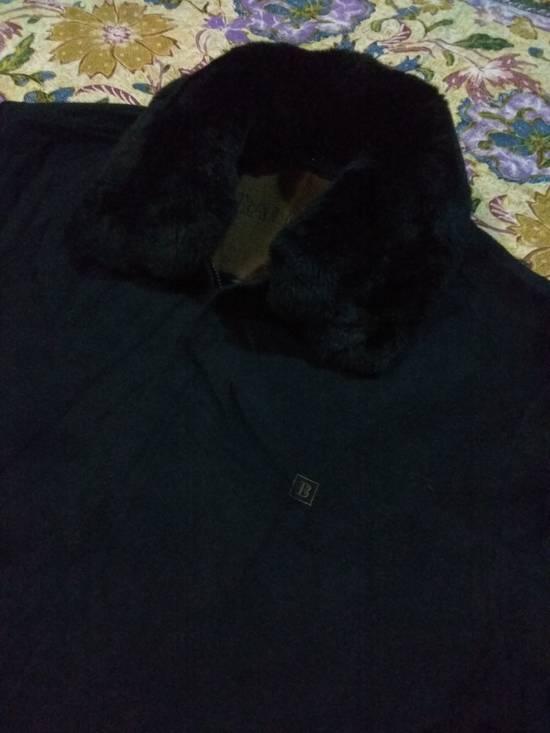 Balmain Vintage Jacket Wool With Fur BALMAIN Rare Size US L / EU 52-54 / 3 - 1