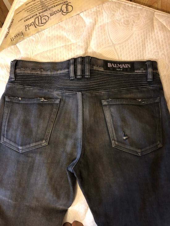 Balmain Biker jeans Size US 31 - 9