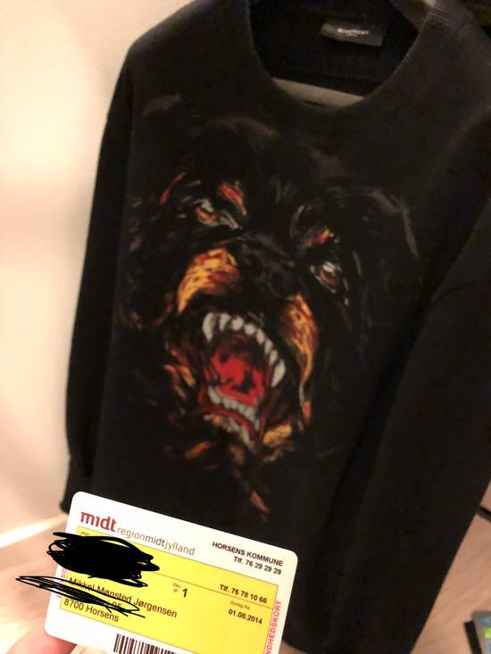 Givenchy Givenchy rottweiler fw11 sweater Size US L / EU 52-54 / 3