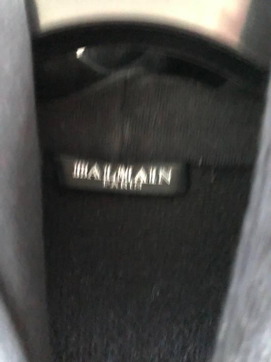 Balmain Full zipped Sleeveless Hoody CD Balmain Size US L / EU 52-54 / 3 - 5