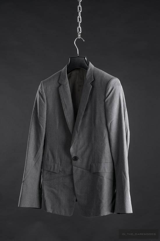 Julius = final drop = 2009 SS tailored wool blazer Size US S / EU 44-46 / 1
