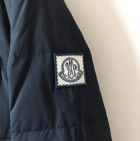 Thom Browne THOM BROWNE X MONCLER GAMME BLEU DOWN SUITS Size 38R - 5