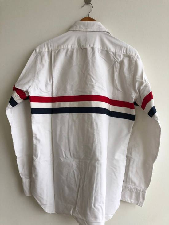 Thom Browne Strips Shirt Size US L / EU 52-54 / 3 - 1