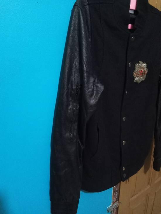 Balmain Authentic Balmain The Count Slim Varsity Jacket Size US L / EU 52-54 / 3 - 2