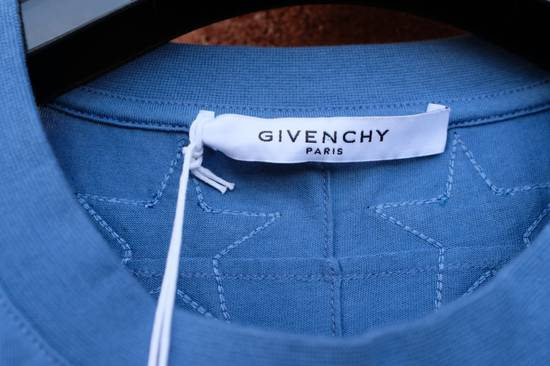 Givenchy Blue and Red 5 stars T-shirt Size US L / EU 52-54 / 3 - 6