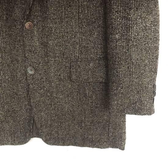 Balmain Tailored BALMAIN Blazer Italia Wool Woven by Ponzone Biellese Size 40R - 4