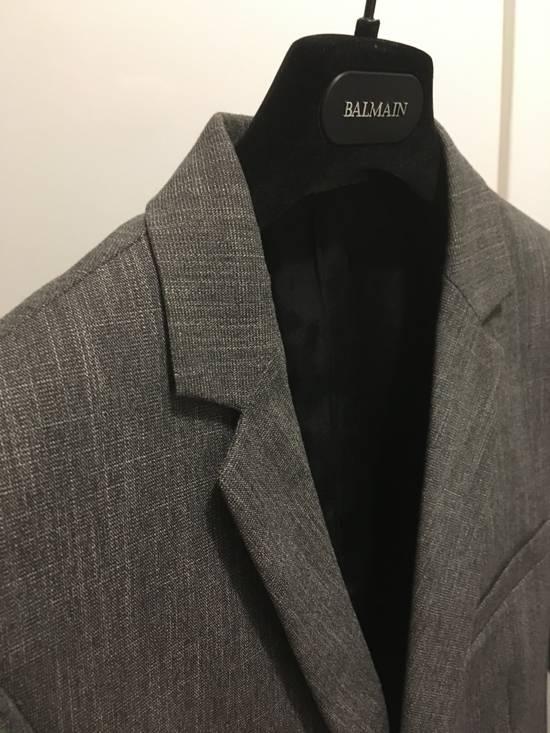 Balmain SS11 Grey Blazer Size 36R - 10