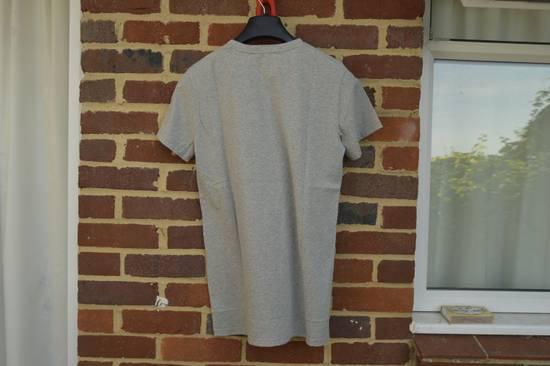 Balmain Grey Distressed T-shirt Size US M / EU 48-50 / 2 - 7
