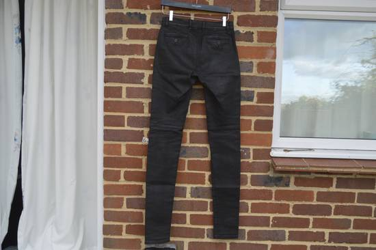 Balmain Waxed Denim Chinos Size US 28 / EU 44 - 6