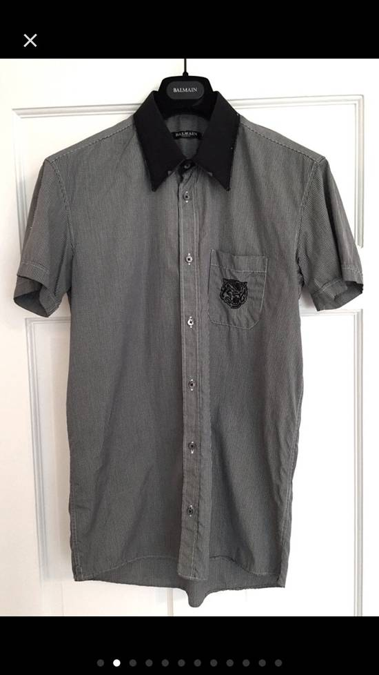 Balmain Balmain Lion Button Up Size US XS / EU 42 / 0