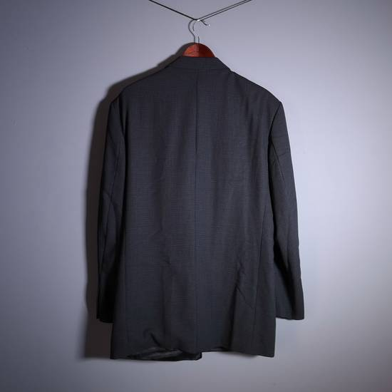 Balmain Pierre Balmain Paris France Elegant Black Blazer Suit Tailored Wool 44M Size 44R - 7