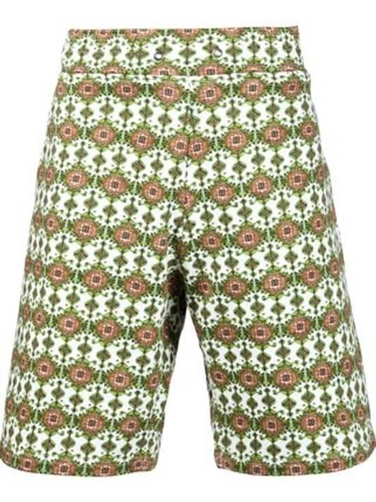 Givenchy Carpet Print Bermuda Shorts Size US 30 / EU 46 - 1