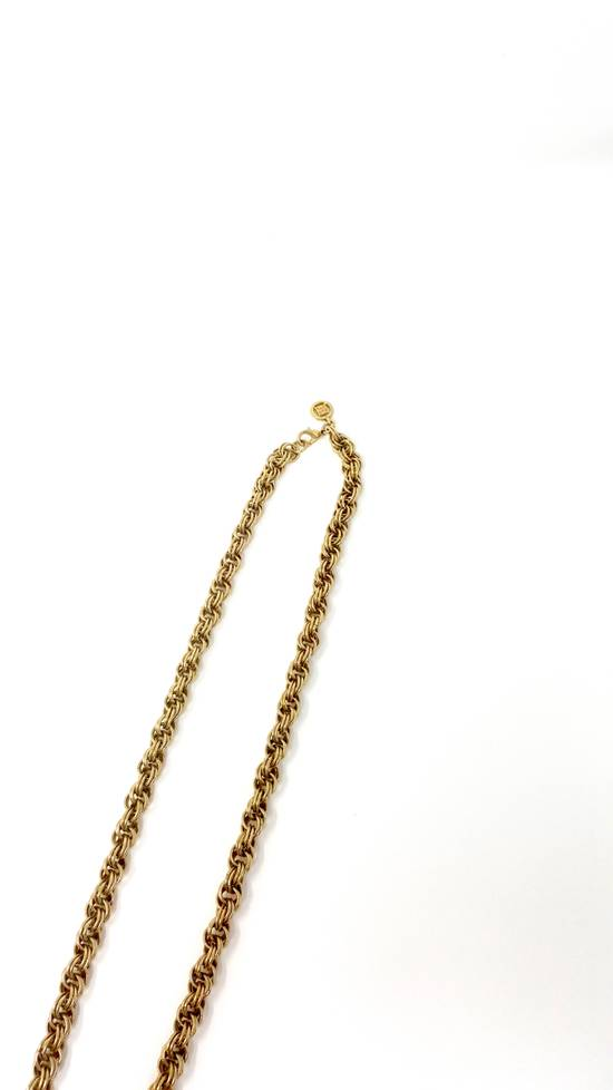 Givenchy Gold Plated necklace Size ONE SIZE - 5