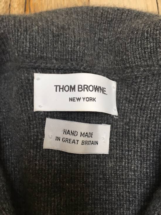 Thom Browne Double Breasted Heavy Cashmere Cardigan Size US XL / EU 56 / 4 - 3