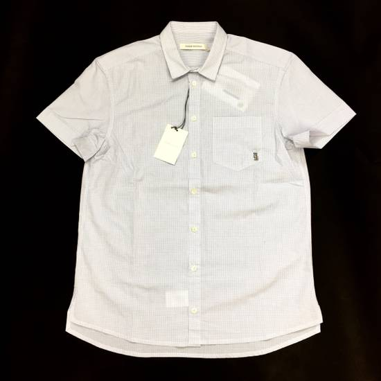 Balmain Micro Check Button Down Shirt NWT Size US S / EU 44-46 / 1