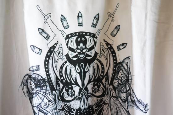 Givenchy skeleton print tee Size US XS / EU 42 / 0 - 3